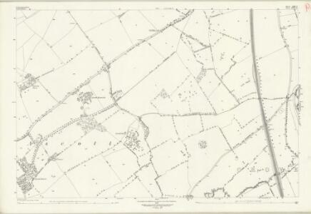 Buckinghamshire XXIV.7 (includes: Grove; Linslade; Mentmore; Wing) - 25 Inch Map