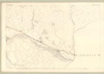 Dumfries, Sheet XLIV.14 (Tundergarth) - OS 25 Inch map