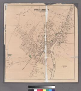 Plate 65: Port Chester, Town of Rye, Westchester Co. N.Y.