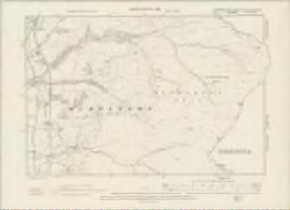 Westmorland XLIV.NW & NE - OS Six-Inch Map