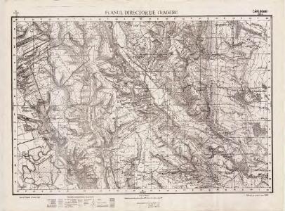 Lambert-Cholesky sheet 3244 (Cârlogani)