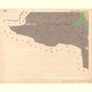 Modes - m1739-1-008 - Kaiserpflichtexemplar der Landkarten des stabilen Katasters