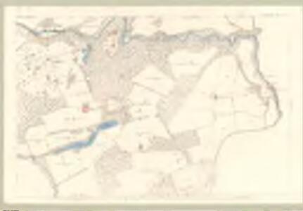 Perth and Clackmannan, Sheet CIX.11 (Forteviot) - OS 25 Inch map