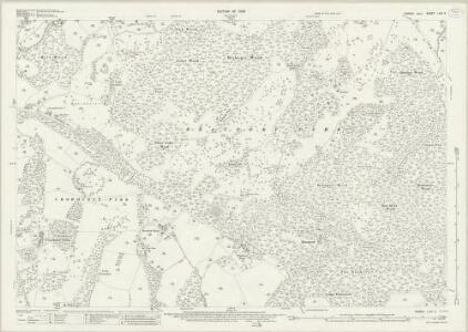Sussex LVIII.5 (includes: Battle; Crowhurst; Hastings; Westfield) - 25 Inch Map