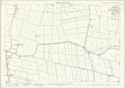 Lincolnshire CXXXIII.4 (includes: Gosberton; Pinchbeck) - 25 Inch Map