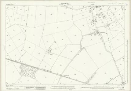 Lincolnshire XIII.15 (includes: Habrough; Immingham; Stallingborough) - 25 Inch Map