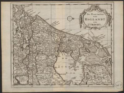 De provintien van Hollandt en Utrecht