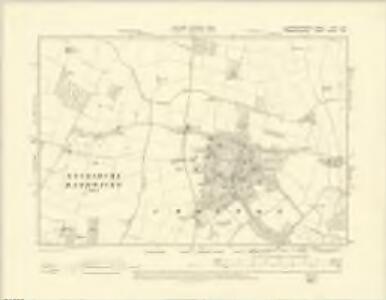 Huntingdonshire XXVI.SW - OS Six-Inch Map