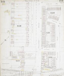 Insurance Plan of London North District Vol. D: sheet 31
