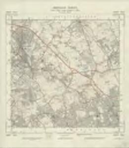 TQ19 - OS 1:25,000 Provisional Series Map