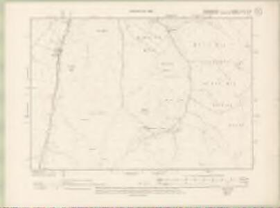 Peebles-shire Sheet XVIII.SW - OS 6 Inch map
