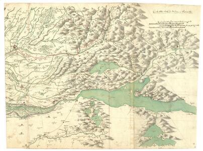 Carta dello Stato di Milano e Piemonte