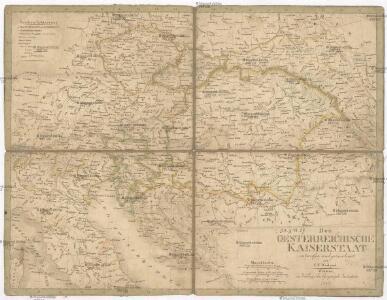 Der Oesterreichische Kaiserstaat