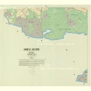 Ober Reith - c2114-2-006 - Kaiserpflichtexemplar der Landkarten des stabilen Katasters
