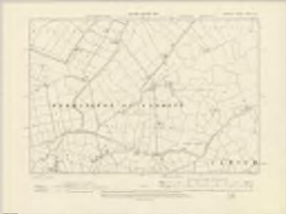 Norfolk XXXII.NE - OS Six-Inch Map