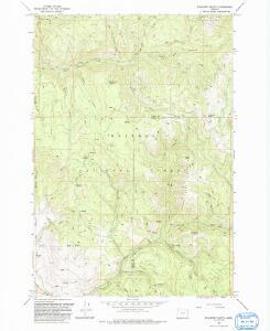 Flagstaff Butte