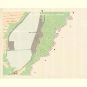 Zauchtel (Sugdol) - m2950-1-006 - Kaiserpflichtexemplar der Landkarten des stabilen Katasters