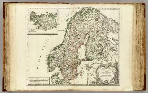 Suede, Norwege,  l'Islande.