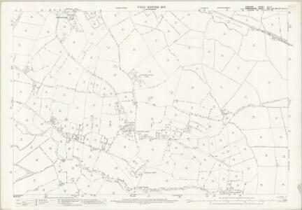 Cheshire LIII.2 (includes: Allington; Poulton; Pulford) - 25 Inch Map