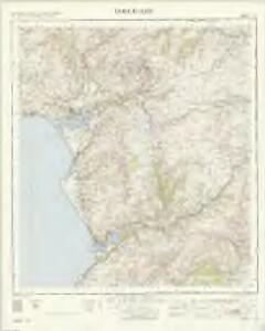 Dolgelley - OS One-Inch Map