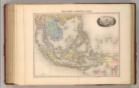 Indo-Chine et Archipel D'Asie.
