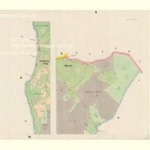 Bärringen - c5700-1-002 - Kaiserpflichtexemplar der Landkarten des stabilen Katasters