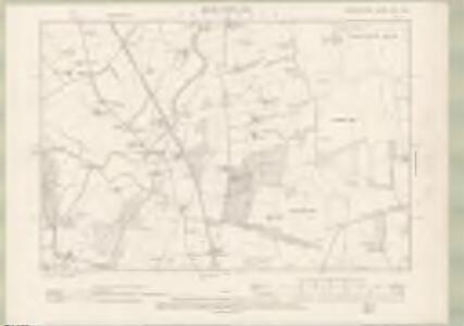 Dumfriesshire Sheet XLIII.SW - OS 6 Inch map
