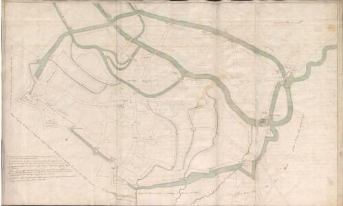 An outline plan of Abbeville