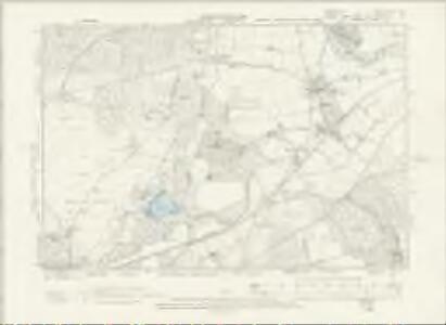 Hampshire & Isle of Wight XLIV.SE - OS Six-Inch Map