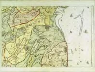 A topographical-map, of the county of Kent, 15