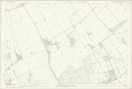Hertfordshire XL.5 (includes: Aldenham; London Colney; Ridge; Shenley; St Stephen) - 25 Inch Map
