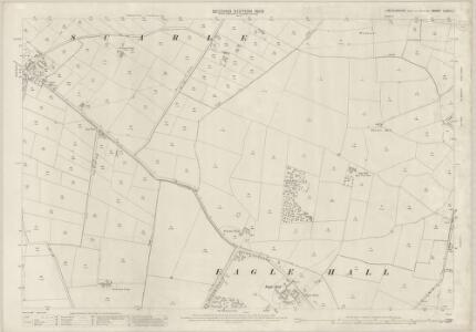 Lincolnshire LXXVII.2 (includes: Eagle and Swinethorpe; North Scarle) - 25 Inch Map
