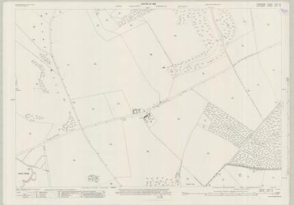 Wiltshire LXX.15 (includes: Broad Chalke; Martin) - 25 Inch Map