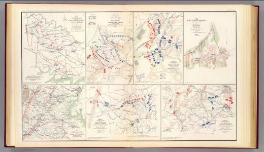 Cav. Brigade, Cedar Mtn., Manassas, Bull Run, Army of Va.