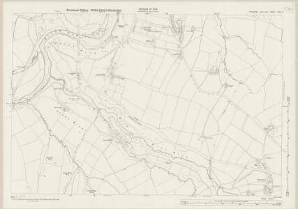 Yorkshire XXXII.11 (includes: Hawsker With Stainsacre; Sneaton; Whitby) - 25 Inch Map