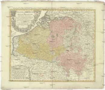 Belgivm catholicvm seu Decem provinciae Germaniae inferioris