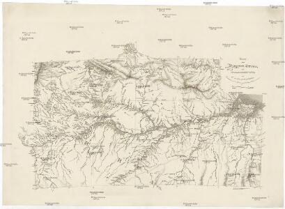 Karte vom Amazonen Strome