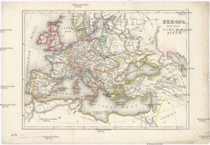 Europa zur Zeit Carl's V