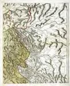 Mappa ou carta geographica dos reinos de Portugal e Algarve, 4