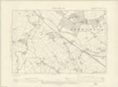 Warwickshire XX.SE - OS Six-Inch Map