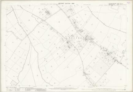Buckinghamshire XXV.13 (includes: Edlesborough; Ivinghoe; Slapton) - 25 Inch Map