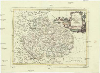 Regno di Boemia, ducato di Silesia, e marchesati di Moravia, e Lusazia