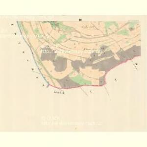 Rabersdorf (Hrabissan) - m0875-1-003 - Kaiserpflichtexemplar der Landkarten des stabilen Katasters