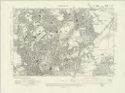 Kent XV.NW - OS Six-Inch Map