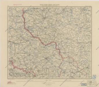 Bez titulu: Přehledná mapa střední Evropy