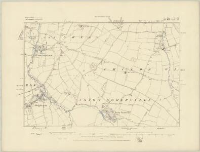 Gloucestershire IV.NW - OS Six-Inch Map