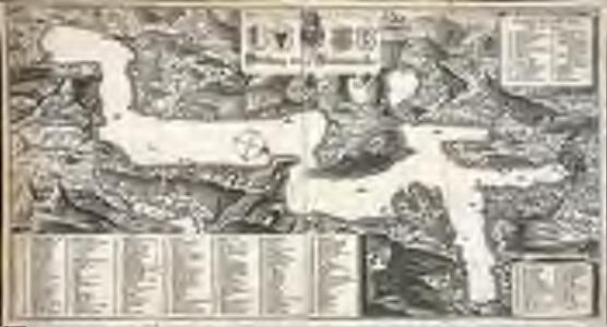 Effigies Quatuor Urbium Silvaticu[m] lacus