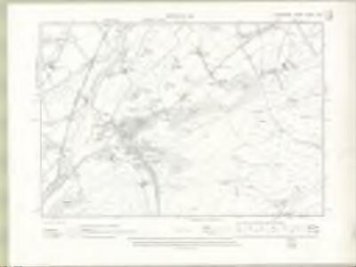 Lanarkshire Sheet XXXVIV.SE - OS 6 Inch map