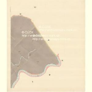 Teinitz (Tinec) - m3185-1-007 - Kaiserpflichtexemplar der Landkarten des stabilen Katasters