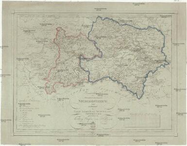 Generalcharte des Erzherzogthums Niederöstreich